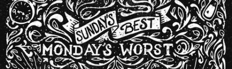 Black Milk - Sunday's Best / Monday's WorstBlack Milk - Sunday's Best / Monday's Worst